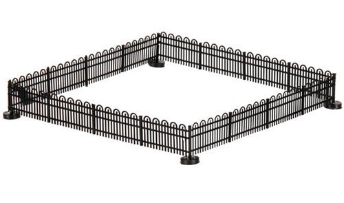 Hairpin Style Fence N Scale Atlas Trains by ATLAS (Hair Pin Style Fence)