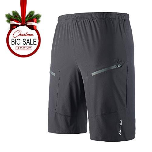 4a009c7c1 Przewalski Men s MTB Mountain Bike Cycling Shorts w Padded Underwear