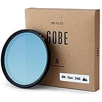 Gobe NDX 72mm Variable Neutral Density Lens Filter