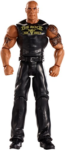 WWE The Rock Action Figure by WWE