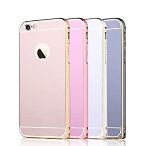 iPhone 6 compatible Mixed Color/Metallic/Special Design/Novelty Back Cover , Golden