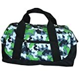 Wildkin Camouflage Duffel Bag-As Shown