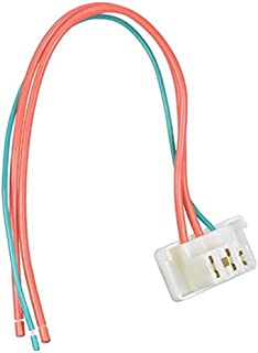 41BRi3%2Bo WL._AC_UL320_SR224320_ amazon com alternator pigtail repair harness 3 wire for lucas 4 wire harness connector at bayanpartner.co