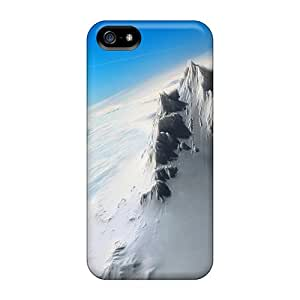 New Arrival Covers Cases With Nice Design For Iphone 5/5s- Fantasy Snow Peak Hd