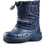 Nova Mountain Little Kid's Winter Snow Boots,NF NFWBN12 DarkBlue 2