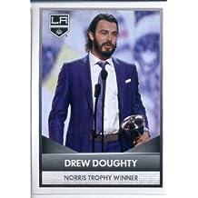2016-17 Panini NHL #5 Norris Trophy Winner ~ Drew Doughty 2015-16 NHL Awards Hockey Sticker