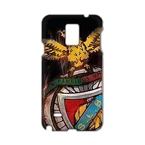 Evil-Store Unique bald eagle sign 3D Phone Case for Samsung Galaxy Note4