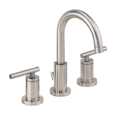 Miseno ML1343 Mia Widespread Bathroom Faucet - Includes, Brushed Nickel (Miseno Faucet)