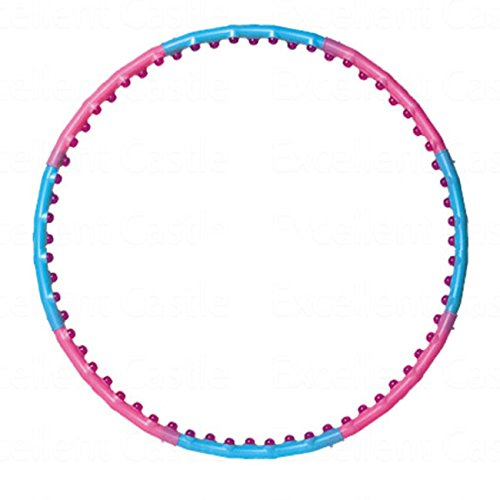 New Wide Hoop JinPoly Hoola Hula Hoop for Exercise - Original