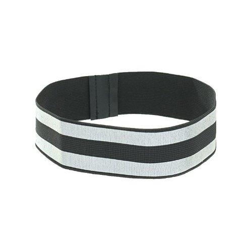 Horze bZeen Reflective Band for Helmet, Black, ONE -
