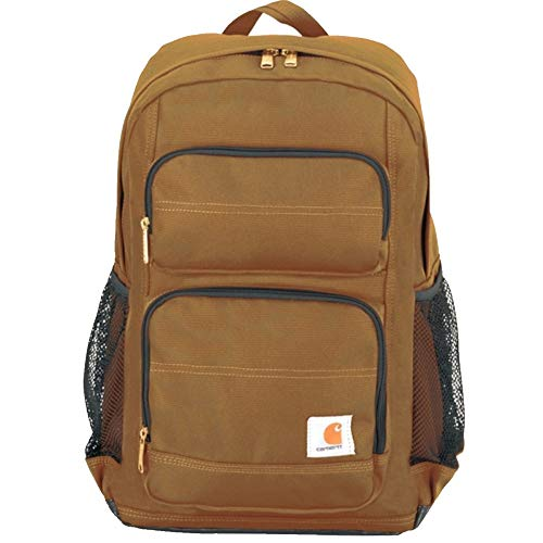 Carhartt Legacy Standard Work Backpack with Padded Laptop Sleeve and Tablet Storage, Carhartt ()