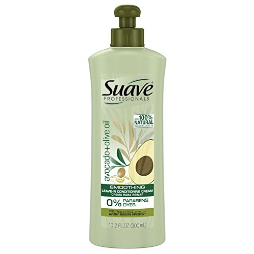 Suave Professionals Leave-in Conditioner, Avocado + Olive Oil, 10.2 oz