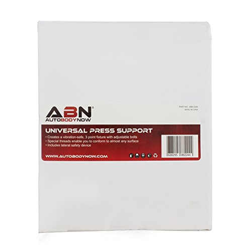 ABN Universal Drill Press Support Block Plate Tool Set Kit, 30 Ton – Bearing and Bushing Repair Removal Installation by ABN (Image #5)
