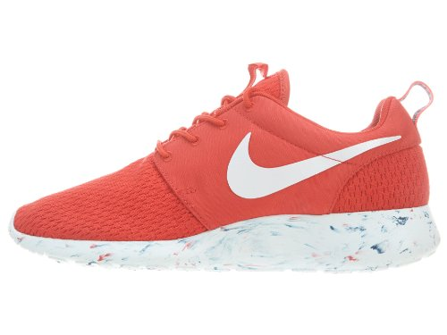 Nike Heren Roshe Run Uitdaging Rood / Laser Karmozijnrode / Midnight Navy / Wit Sneaker 13 D - Medium