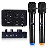 Sound Town 16 Channels Wireless Karaoke Mixer System with Bluetooth, HDMI, AUX