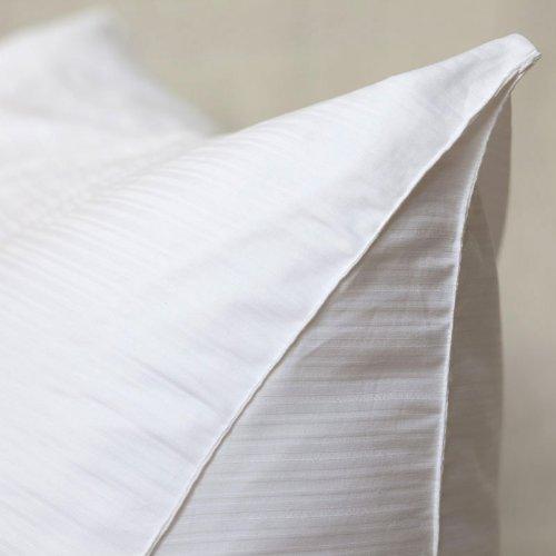 DOWNLITE Reading Wedge Pillow Cover - Dobby Dot Pattern