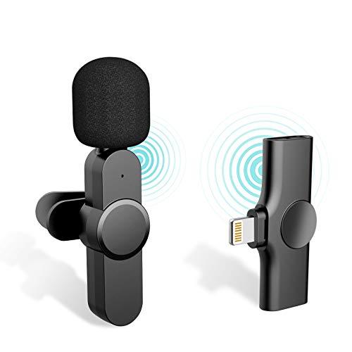microfono con conector lightning para iphone ipad