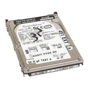 Ibm Travelstar Laptop Hard Drive - IC25N030ATCS04 0 IBM IC25N030ATCS04 0 IBM IC25N030ATCS04 0