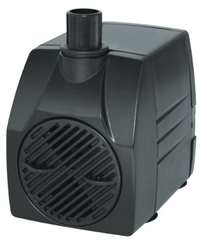 Danner 01717 Sp-200 200 Gph Statuary Pond Pump With Barb Fittings
