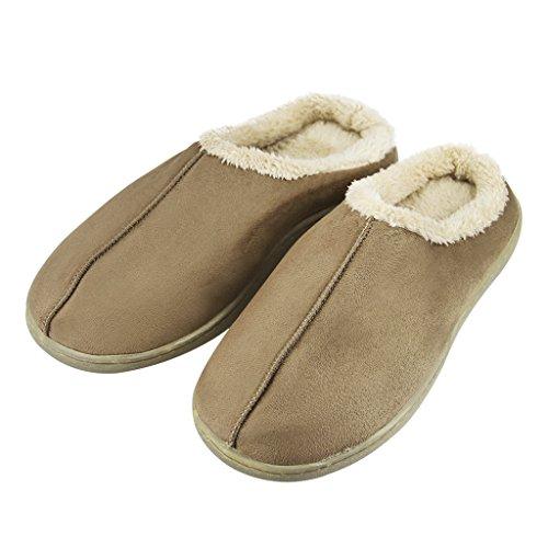 Slippers Non slip Thermal Bedroom Footwear