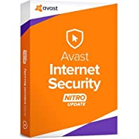 Avast Internet Security 2018 for 3 PC / 1 Year [Key Card] + Malwarebytes Anti-Malware 3.0