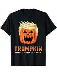 Halloween Trumpkin Funny T-Shirt