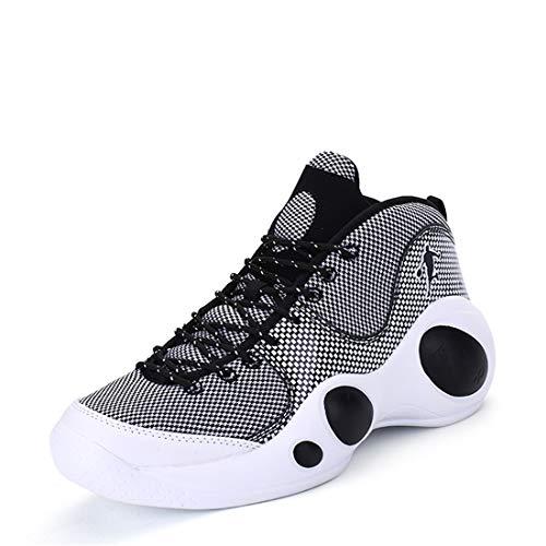 Comodidad Antideslizante Zapatillas Otoño Zapatos DANDANJIE Black ...