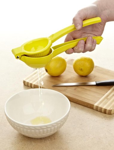 Squeezer Aluminum Lemon - Enameled Aluminum Lemon Squeezer
