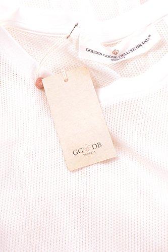 Golden Goose Top Donna MCBI139009O Cotone Bianco