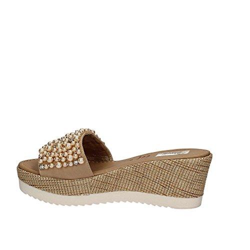 Grace Shoes 51128 Sandalias Mujeres Negro