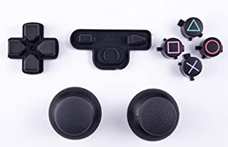OEM buttons, D-pad, Start/Back, Thumbstick set for