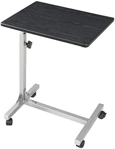 Amazon.com: Bandeja/mesa médica para cama con ruedas ...