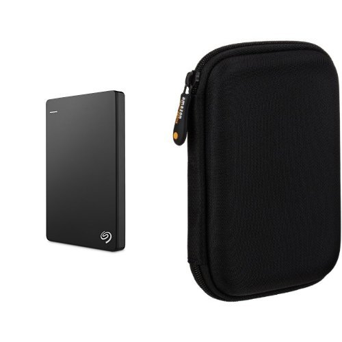 Seagate Backup Plus Slim 1TB Portable External Hard Drive...