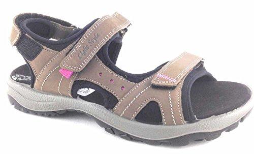 Imac 53221 - Sandalias de vestir para mujer Marrón - marrón