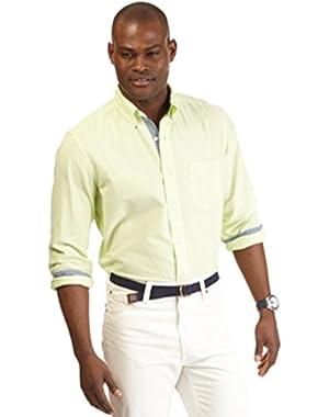 Oxford Shirt Soft Lime XL