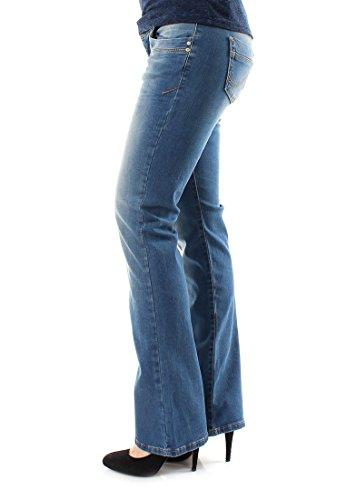 LTB Jeans Valerie Calissa Wash - Pantalón vaquero para mujer Denim Luz