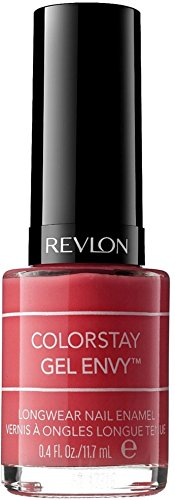 Revlon ColorStay Gel Envy Longwear Nail Enamel, Pocket Aces 0.40 oz (Pack of 3) -