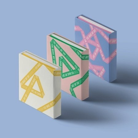SEVENTEEN [YOU MAKE MY DAY] 5th Mini Album 3Ver Set CD+3p Poster+PhotoBook+Lyrics+PhotoCard+Tracking Number by SEVENTEEN [YOU MAKE MY DAY] 5th Mini Album 3Ver Set CD+3p Poster