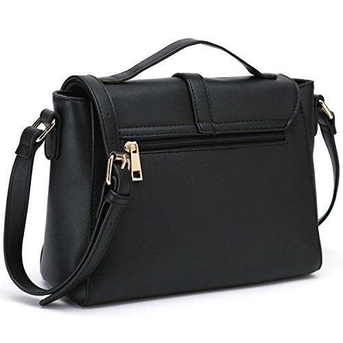 Body Purses Cross Trendy Bags Designer Ladies Black Women Bags for Handbags Shoulder qpwCnFwR
