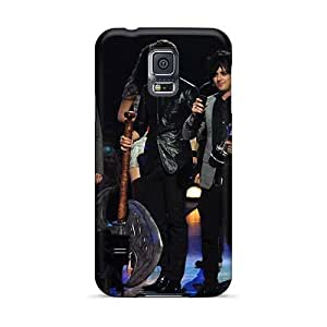 Samsung Galaxy S5 RoU5350REuj Support Personal Customs High-definition Green Day Image Best Hard Phone Cover -ColtonMorrill