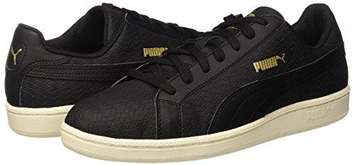 5 Smash Puma Baskets Noir Woven noir 6 xpnYqS18n