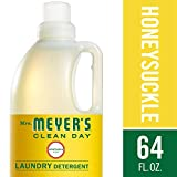Mrs. Meyer's Laundry Detergent, Honeysuckle, 64 fl oz