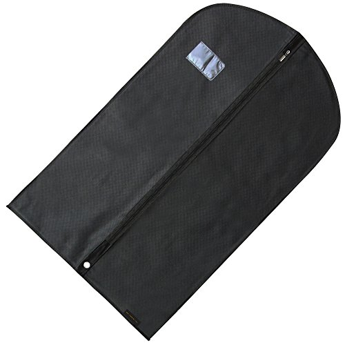 HANGERWORLD Black Breathable Garment Clothes