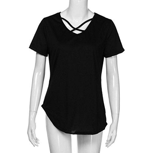 a76a3724ee74 ... JIANGFU Mode Damen Blusen Oberteile Elegante Shirt Hemd Tops qBC8MzY ...
