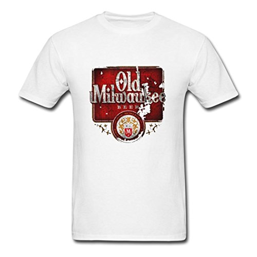LiliGang Men's Old Milwaukee T-Shirts