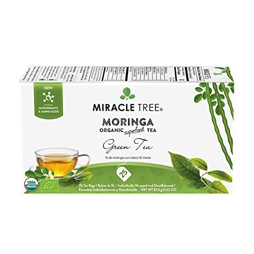 Top 10 Miracle Tree Green Tea