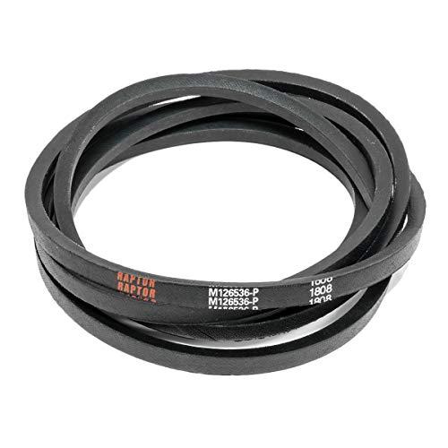 (Deck Belt for John Deere LT133 LT150 LT155 LT160 LT166 LT180 with 38