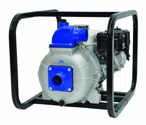 AMT Pump 3S5XHR Engine Driven Self-Priming Trash Pump with Honda GX160 Engine, Aluminum, 5 HP, Curve B, 3