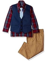 Boys' Four Piece Formal Vest Set