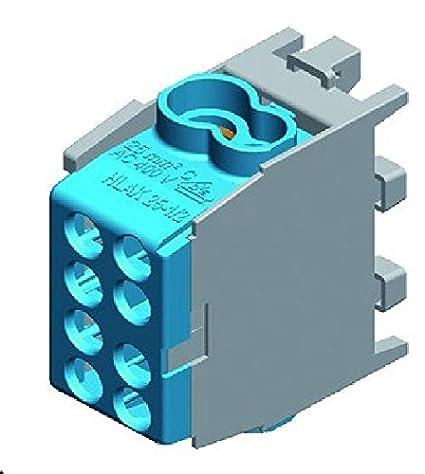 Hauptleitungs-Abzweigklemme HLAK 25 1//2 M2 1-pol 25//16 mm² Pollmann alle Farben